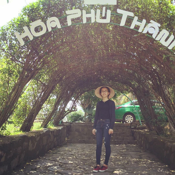 Hòa Phú Thành - điểm đến không thể bỏ lỡ
