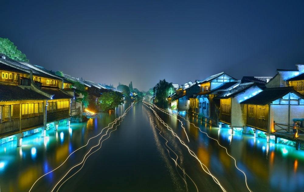 Một phần mộng thơ ở Thượng Hải