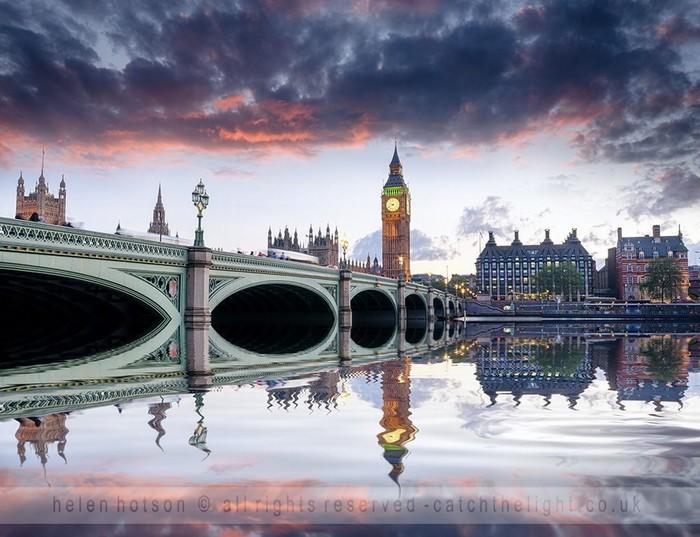 Có những niềm vui nhỏ bắt đầu từ London