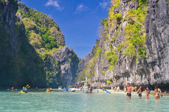 Thiên đường El Nido hút hàng triệu du khách mỗi năm