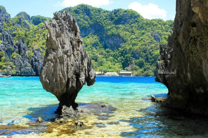 Thưởng thức thiên đường biển Phillipines