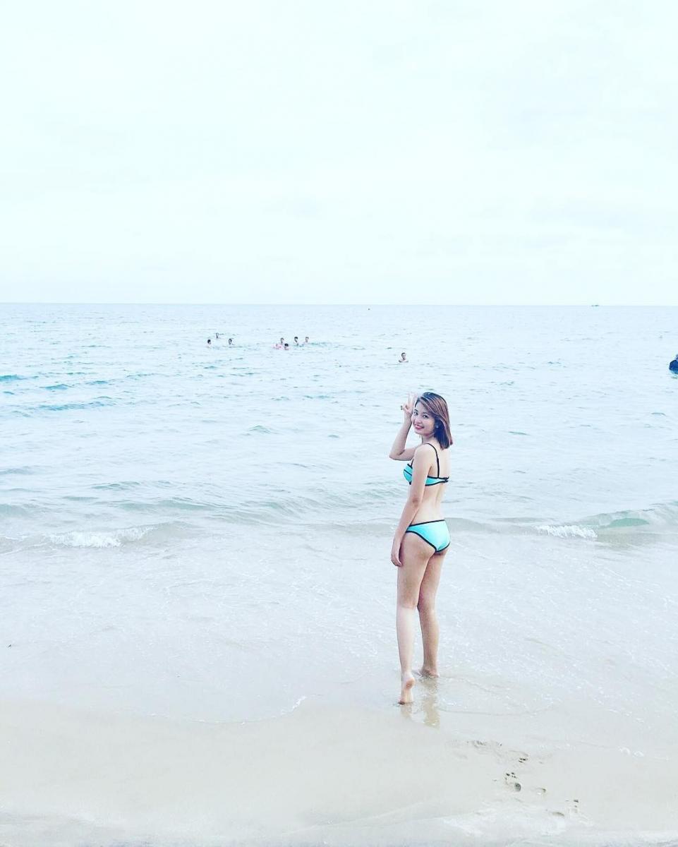Dạo chơi trên bãi biển