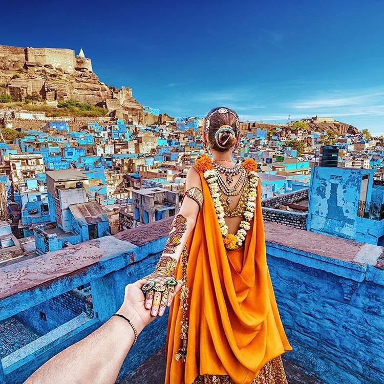 Nắm tay em đi đến Ấn Độ