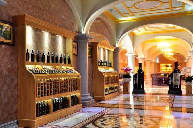 Lâu đài rượu vang RD - thế giới của những loại rượu vang hảo hạng