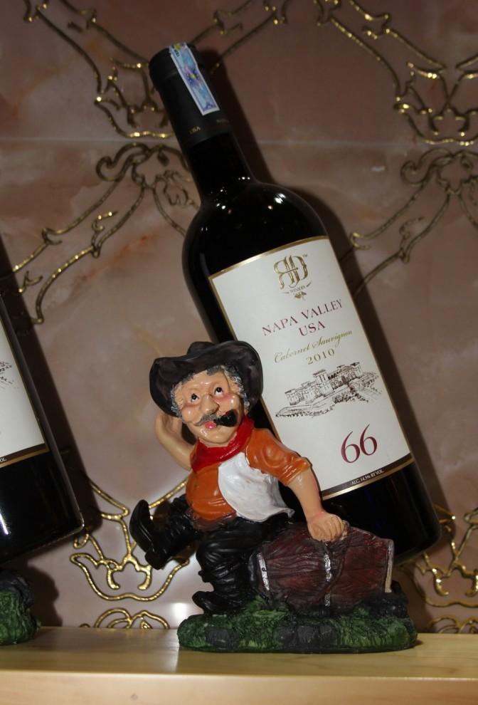 Napa 66 - một trong những loại rượu trứ danh của vùng Napa, bang Califorina, Hoa Kỳ