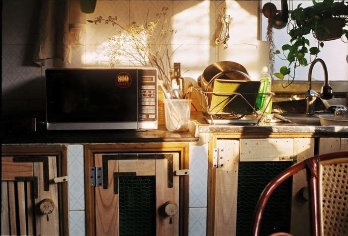 Căn bếp nhỏ xinh