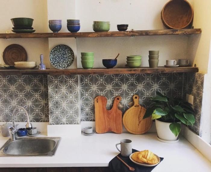 Bếp nhỏ xinh xắn