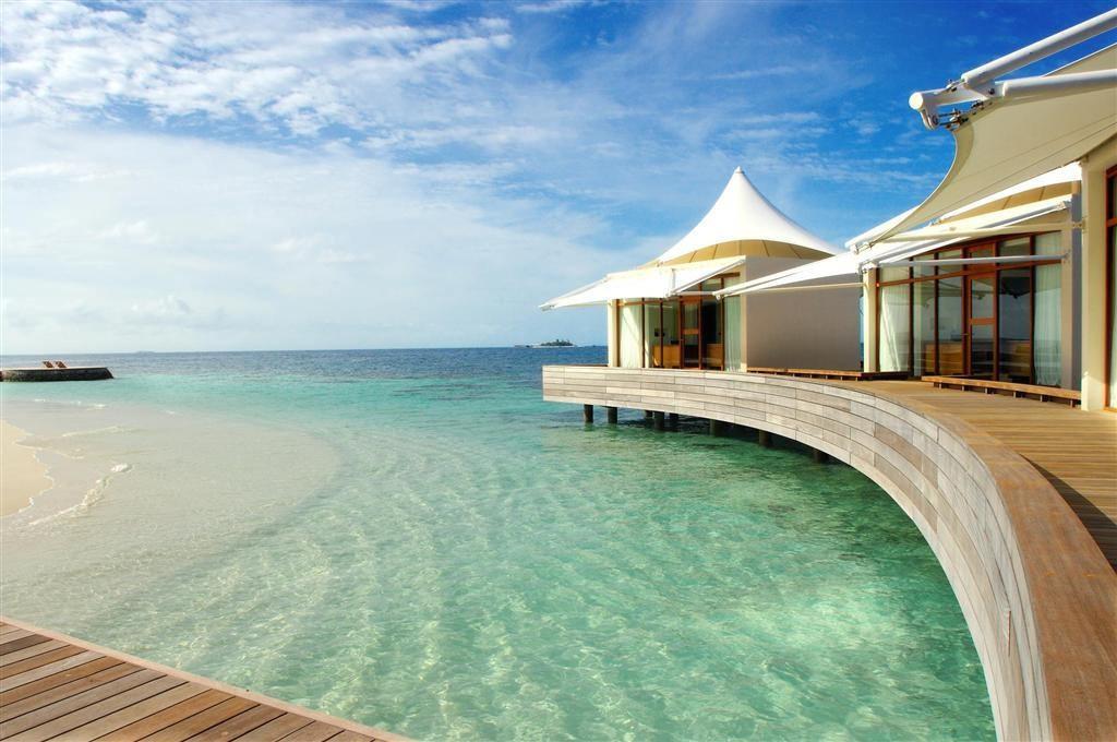 Mỗi hòn đảo ở Maldives là một resort cực sang tọa lạc