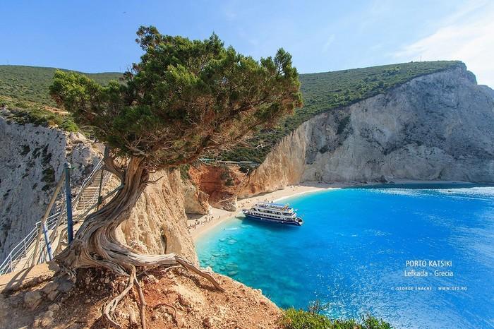 Thiên đường xanh ngắt Porto Katsiki, Hy Lạp
