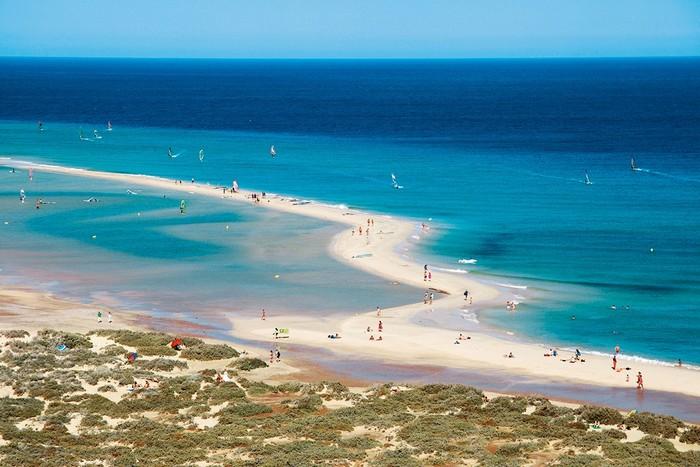 Bãi biển Fuerteventura, Tây Ban Nha