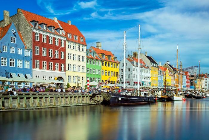 Mức lương ở Đan Mạch khá cao nên không cần thêm tip