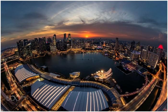 Đi Singapore không lo phải mất tiền tip