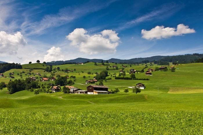 Và cả Thụy Sĩ cũng thế