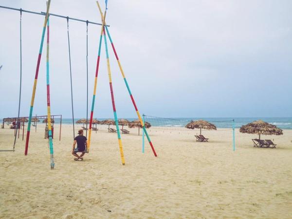 Cảnh quan biển Quảng Bình