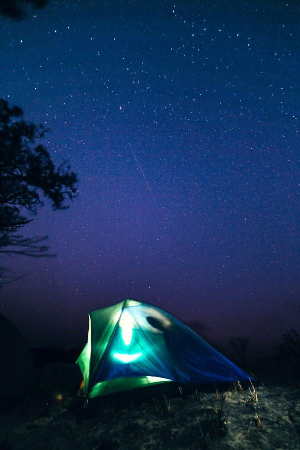Cắm trại đêm
