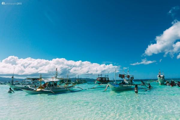 Thiên đường Boracay