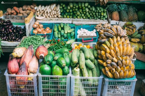 Chợ ở Boracay