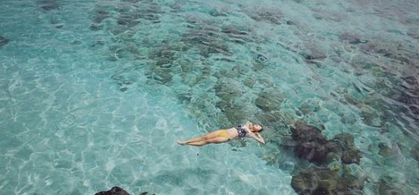 Bơi thỏa thích ở chốn thiên đường
