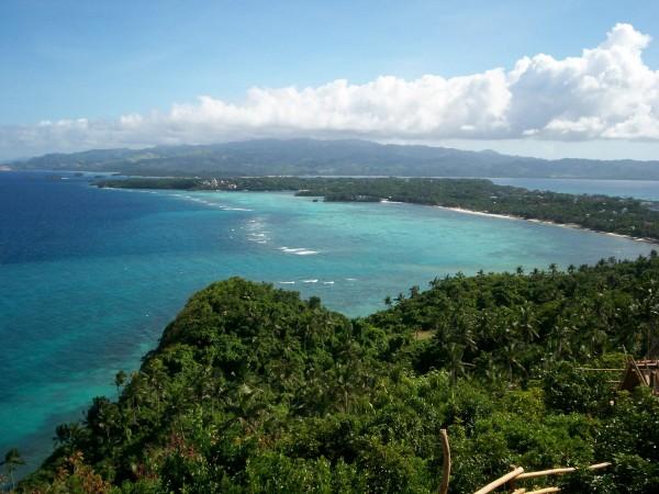 View từ đỉnh Luho