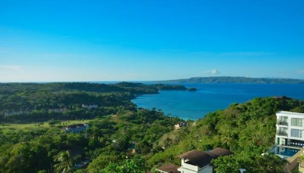 Vùng xanh tươi nhẹ nhàng Boracay