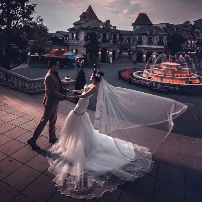 Đà Nẵng là điểm đến check - in của nhiều cặp đôi- Ảnh: hangxachtayusa_vickylee