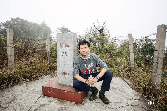 Chinh phục những cột mốc biên giới khắp Việt Nam