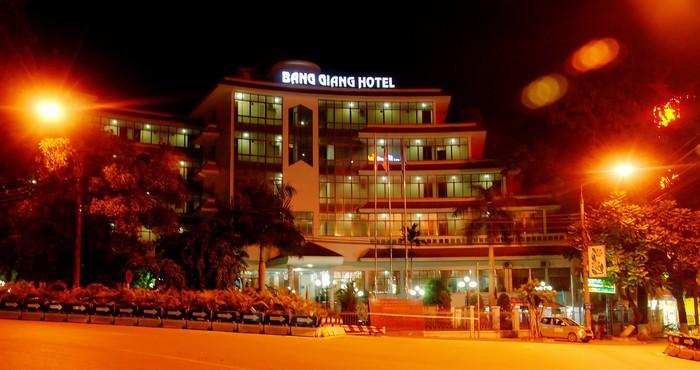 Các khách sạn ở Cao Bằng đều nằm trong trung tâm thành phố