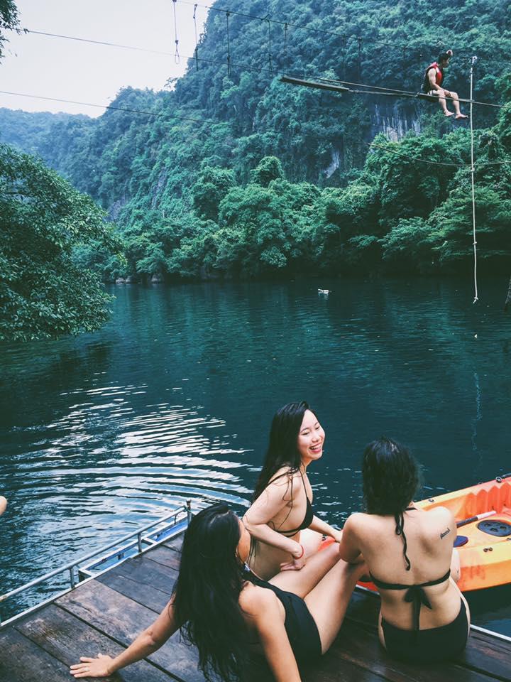 Sông Chày - Hang Tối 4