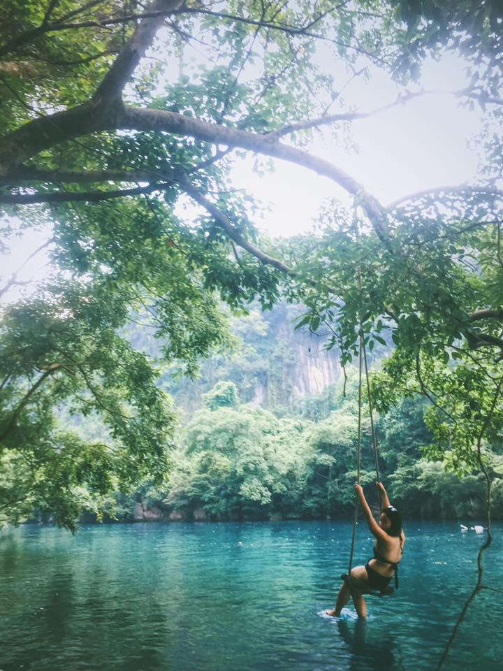 Sông Chày - Hang Tối 1