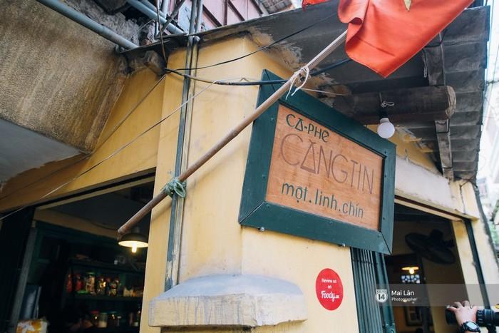 Căng tin 109: Quán cafe đưa bạn trở về thời 500 đồng là mua được hạnh phúc! - Ảnh 2.