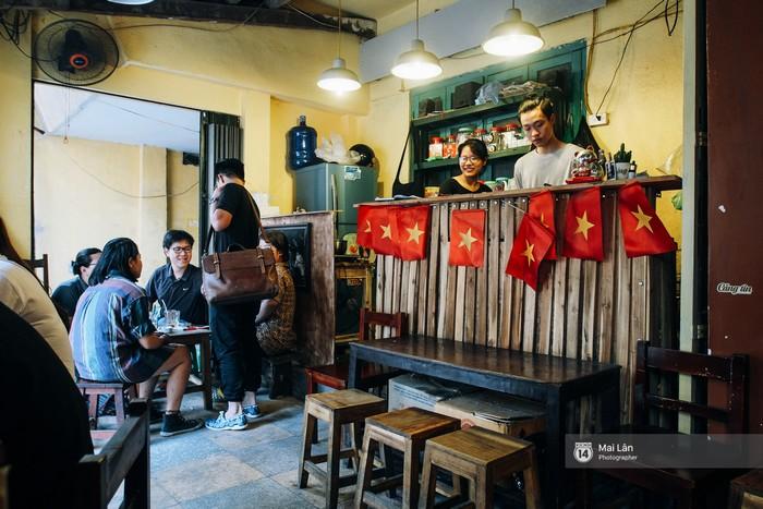Căng tin 109: Quán cafe đưa bạn trở về thời 500 đồng là mua được hạnh phúc! - Ảnh 3.