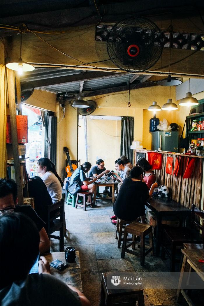 Căng tin 109: Quán cafe đưa bạn trở về thời 500 đồng là mua được hạnh phúc! - Ảnh 4.