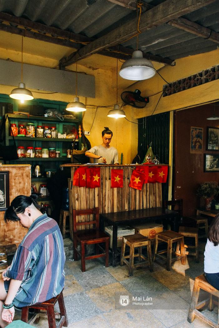 Căng tin 109: Quán cafe đưa bạn trở về thời 500 đồng là mua được hạnh phúc! - Ảnh 5.