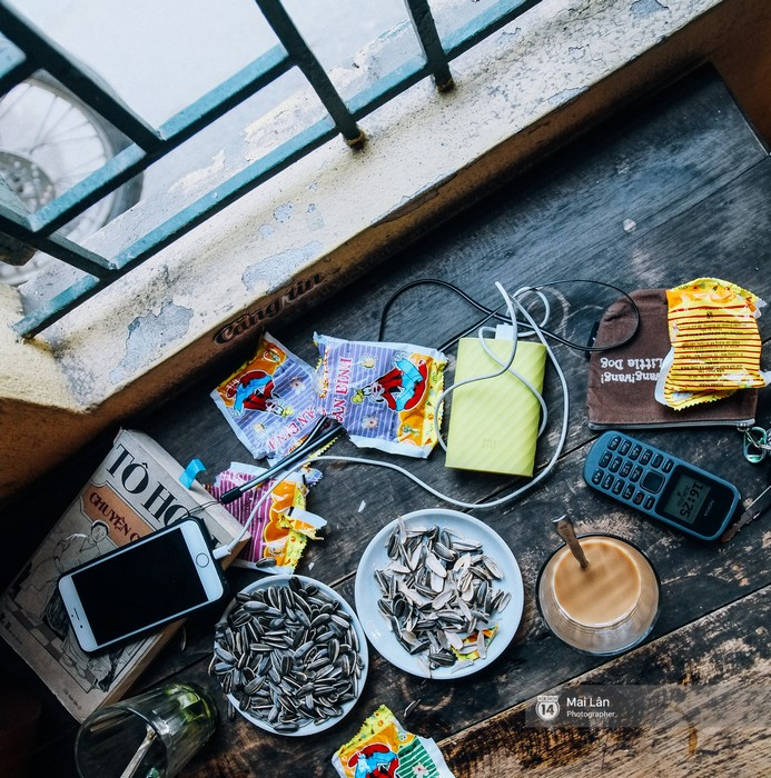 Căng tin 109: Quán cafe đưa bạn trở về thời 500 đồng là mua được hạnh phúc! - Ảnh 16.