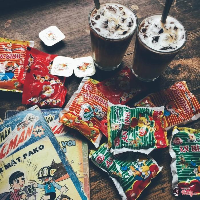 Căng tin 109: Quán cafe đưa bạn trở về thời 500 đồng là mua được hạnh phúc! - Ảnh 17.