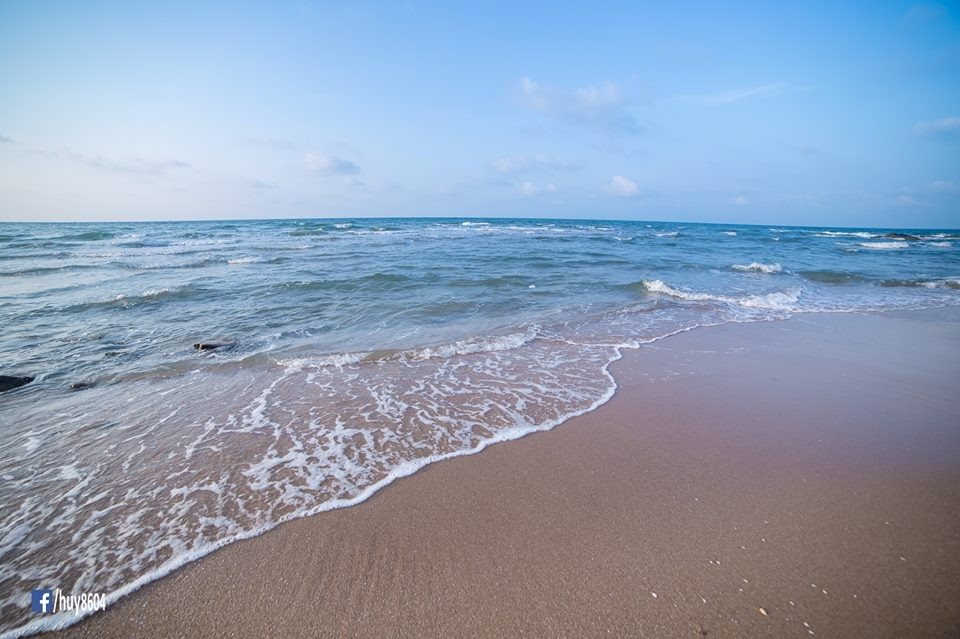 Biển trời Dinh Cô bao la vời vợi, đẹp đến nao lòng