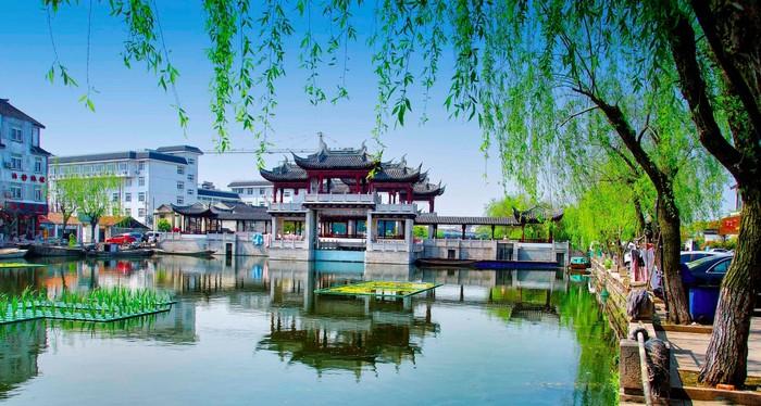 Châu Trang cổ trấn lãng mạn nên thơ