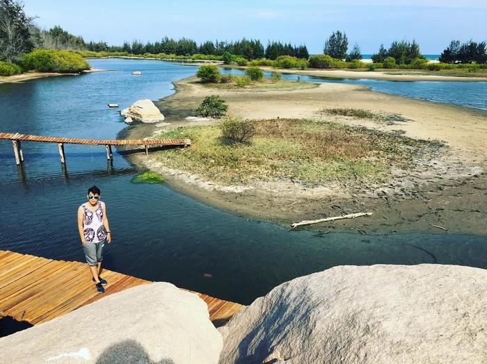Hay bên cạnh hồ nước cũng đều đem lại cảm giác rất tuyệt