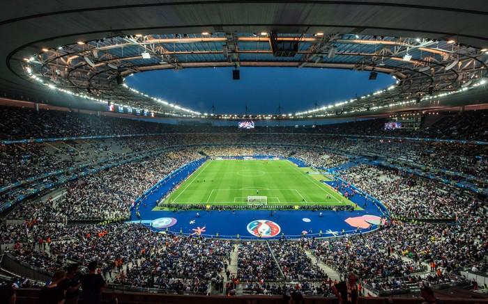 Khai mạc Euro 2016 tại sân vận động Pháp