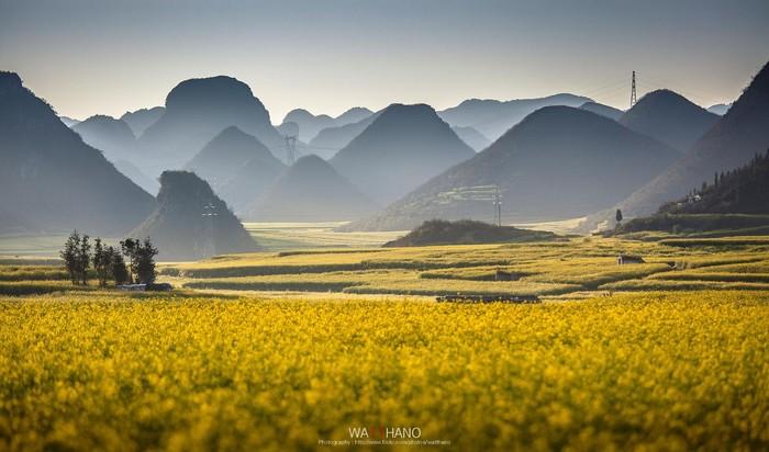 Cảnh sắc thiên nhiên đẹp mê hồn ở xứ sở thần tiên La Bình