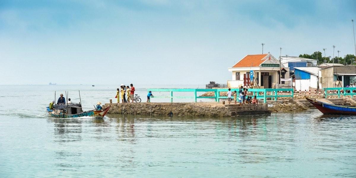 Xã đảo Thạnh An