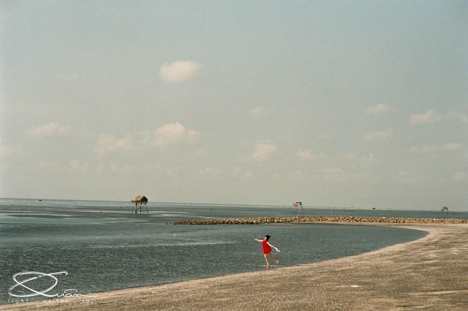 Đảo Thạnh An yên bình