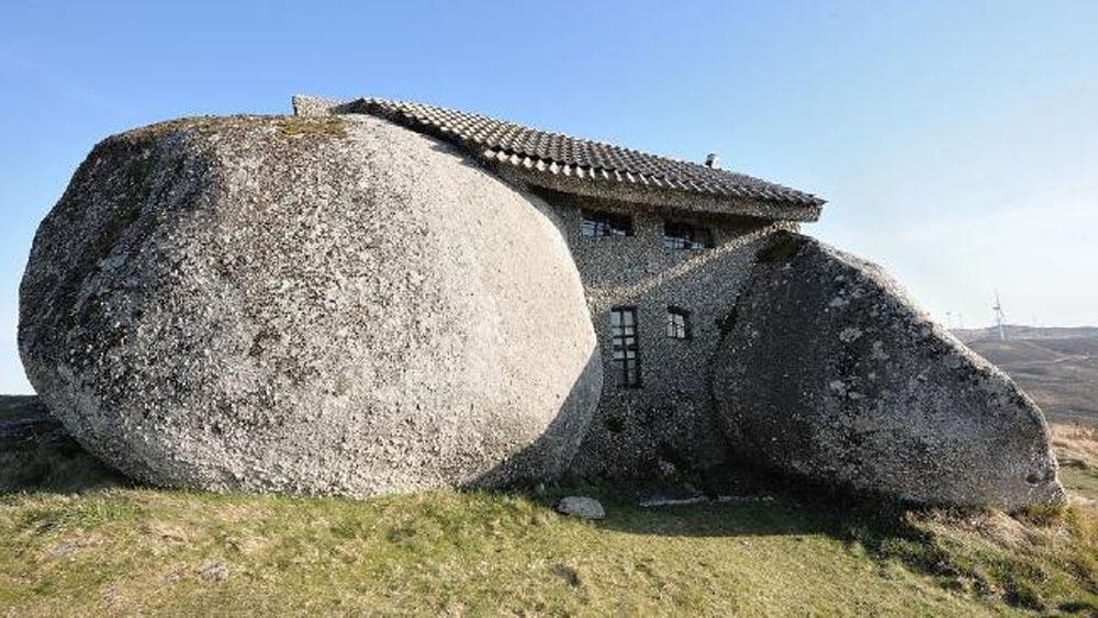 Casa do Penedo, dãy Fafe, Bồ Đào Nha