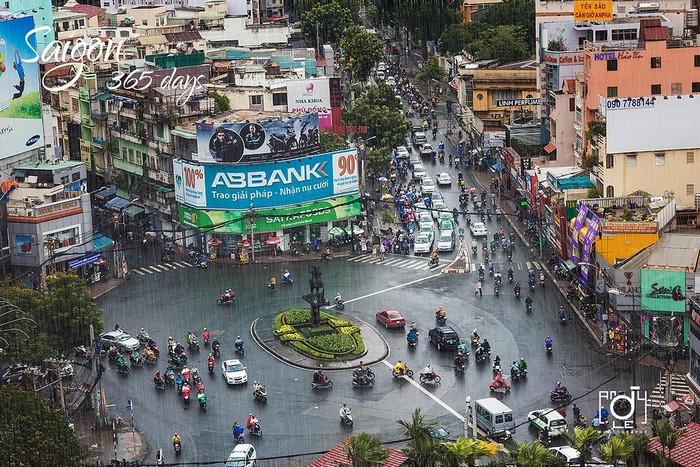 Sài Gòn mưa