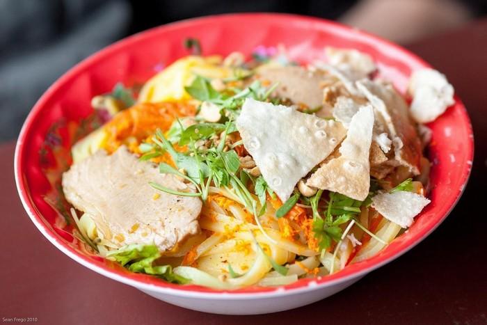 Mỳ Quảng Túy Loan – hương vị không thể cưỡng lại