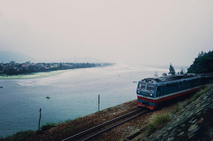 Tàu lửa – một lựa chọn khá thú vị để di chuyển đến Đà Nẵng