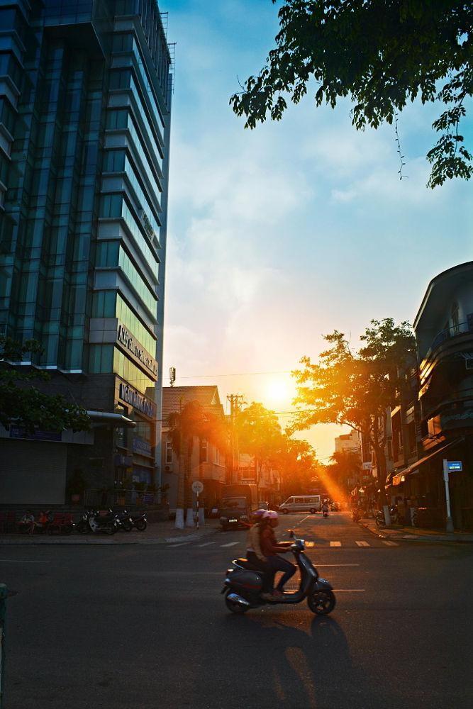 Thả mình giữa cuộc sống êm đềm của thành phố