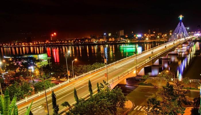 Cầu Sông Hàn – biểu tượng của Đà Nẵng