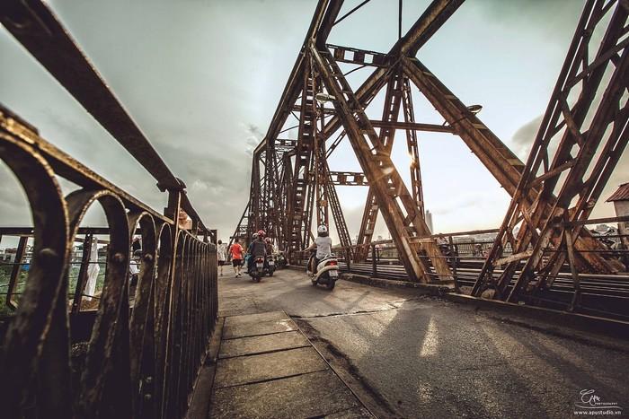 Cầu Long Biên - chứng nhân của lịch sử