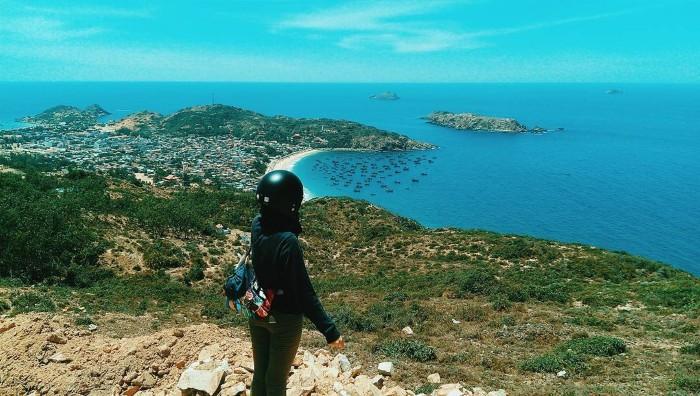 Đôi chân lạc lối thiên đường du lịch xứ Nẫu - Ảnh: @bonjiee